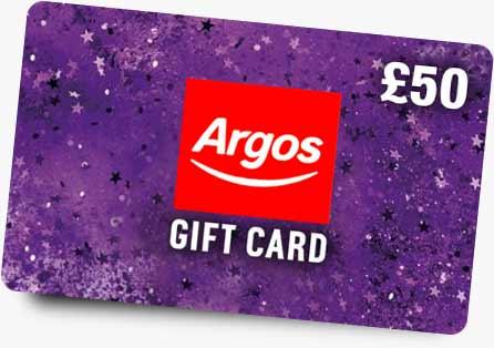 Argos Gift Card