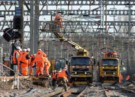 Rail & High Voltage