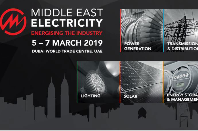 Middle East Electricity 2019 – Uniting the Global Power Community